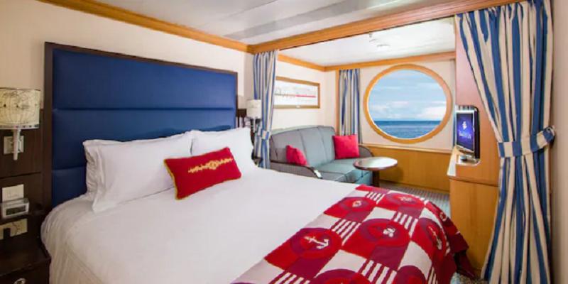 ห้องพักมีหน้าต่าง (Oceanview)